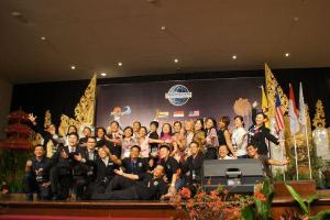 Toastmasters Convention Sanur closing ceremony