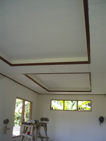 Decorative ceiling
