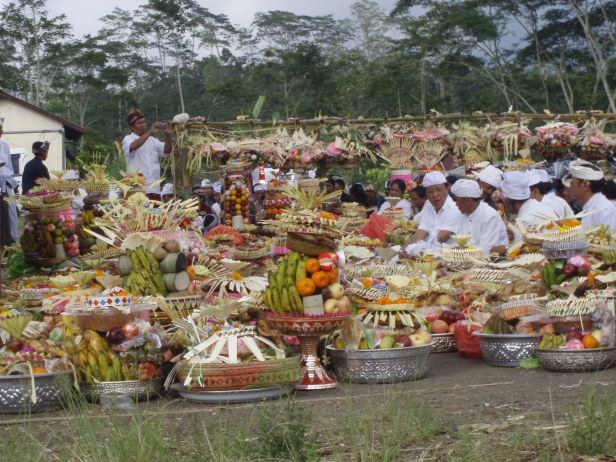 Ancestral offerings