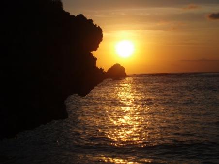 Hmmm, tasty sunset!