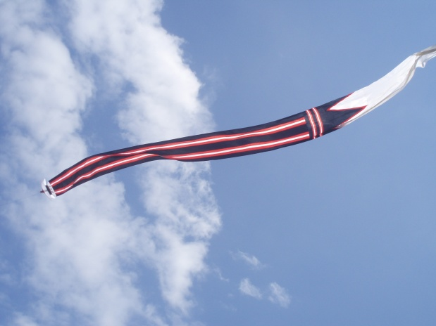 Janggan kite - 100 meters long