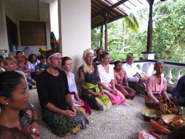 Mencaru ceremony
