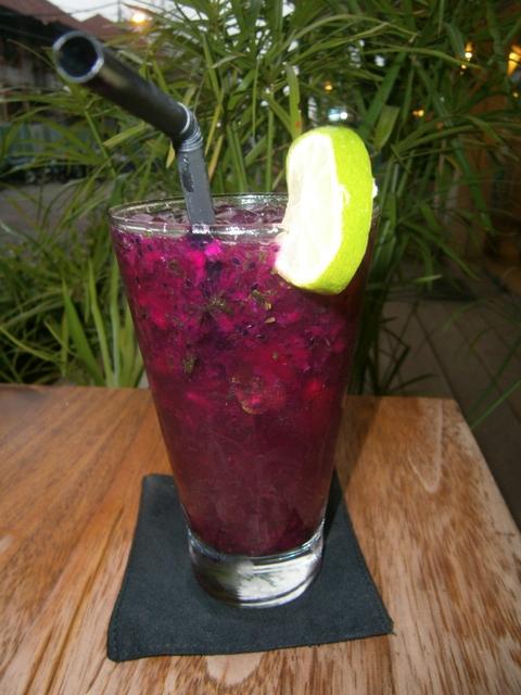 Dragon Fruit Cocktail