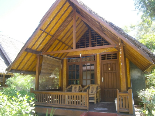 Our rustic beach home for 4 fabulous days