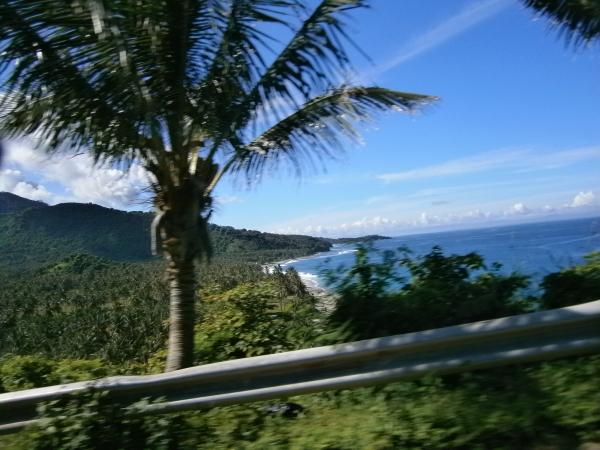 Lombok coast