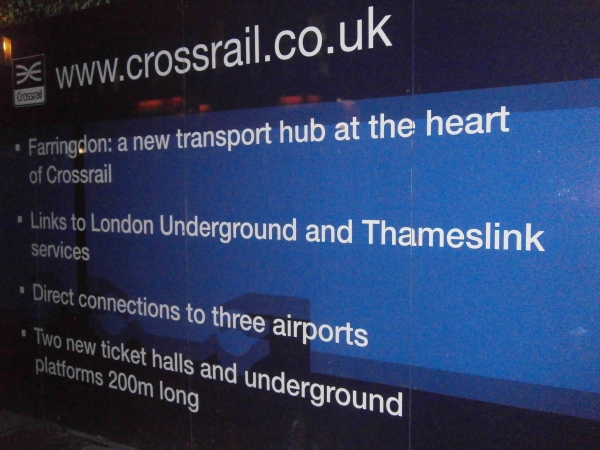 Crossrail - London's new transport system