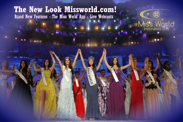 Image from Miss World website
