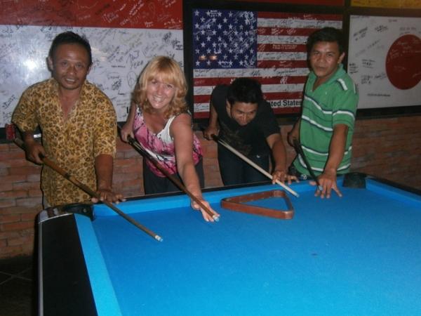 Pasek, me, Gede and Ketut