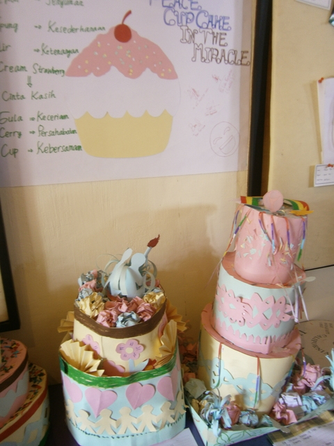 Cake of Peace
